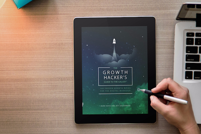 Read the First 30 Pages of My Book - The Growth Hacker's Guide to the Galaxy