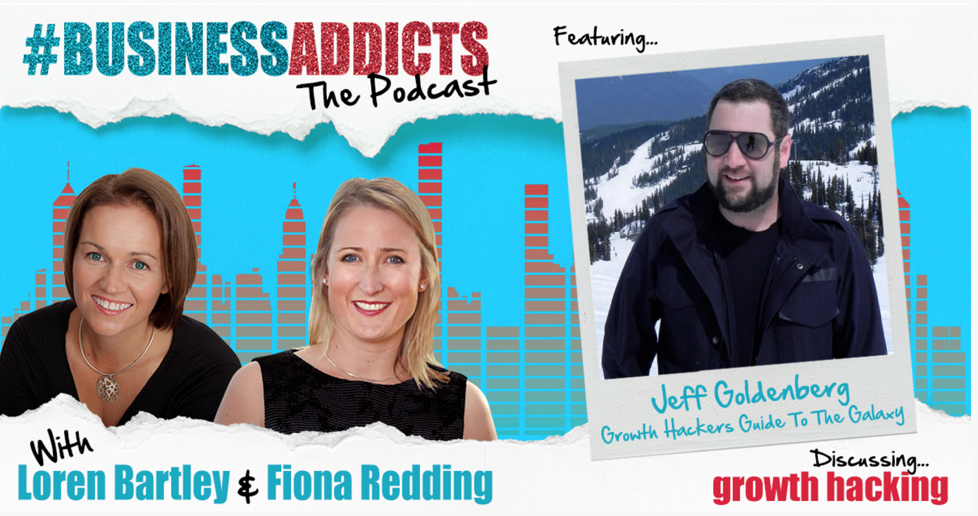 (Podcast) Business Addicts podcast features Jeff Goldenberg