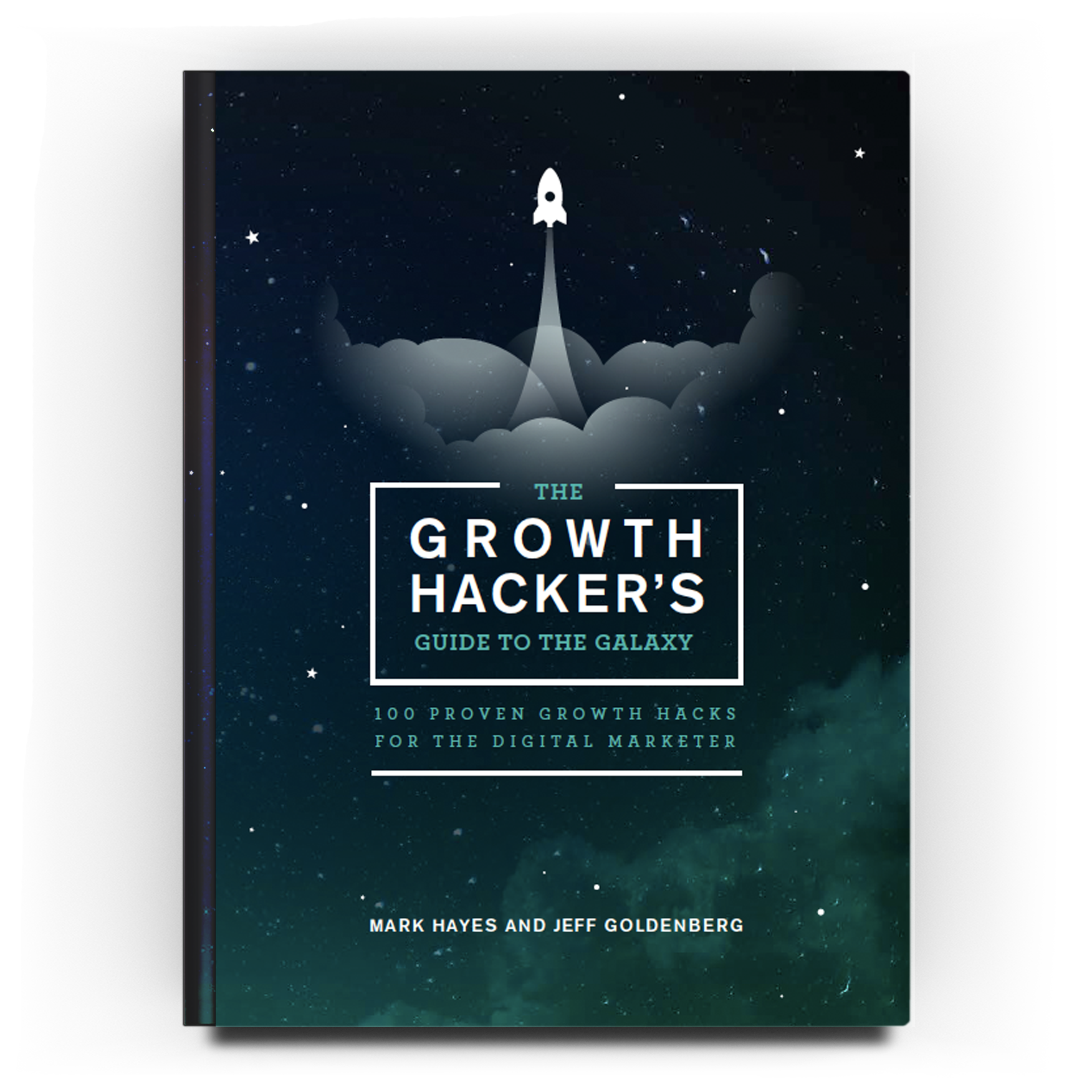 The Growth Hacker's Guide to the Galaxy is LIVE on Kindle